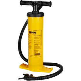 CAMPZ Double Action Pump yellow